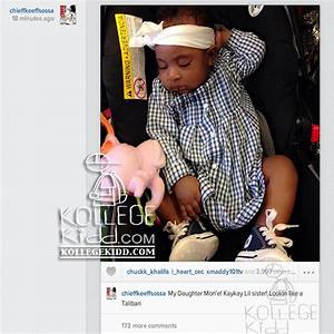Chief Keef Reveals Newborn Daughter Mon'e | Welcome To ...