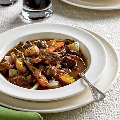 beef  guinness stew recipe myrecipes