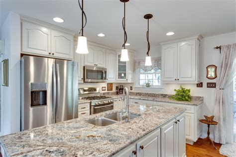 traditional kitchen remodel woodbridge va traditional