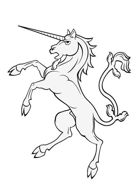 dibujo  colorear unicornio img