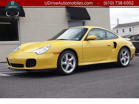 Join live car auctions & bid today! 2003 Porsche 911 Turbo X50 - German Cars For Sale Blog