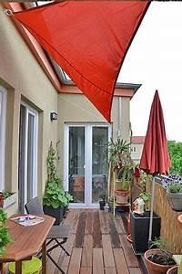sonnenschutz fur balkon schoner balkon With französischer balkon mit sonnenschirm dachterrasse wind