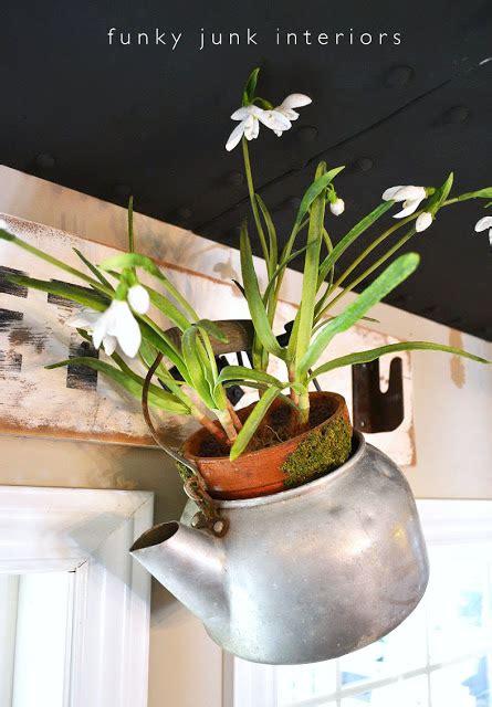 Farmers Market Flower Pot