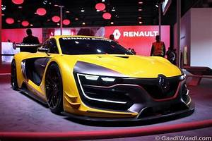 Auto Expo : renault rs01 race car concept unveiled at the auto expo 2016 latest car news ~ Gottalentnigeria.com Avis de Voitures