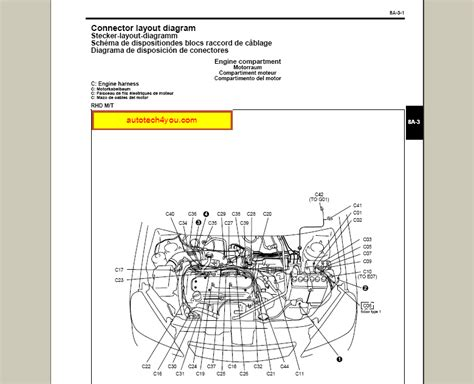 Suzuki Liana Wiring Diagram by Suzuki Liana Service Manual برنامج صيانة سوزوكى