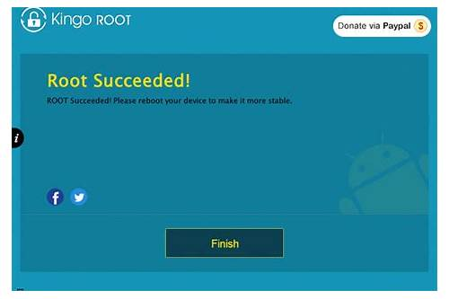 free download and install kingo android root on your computer