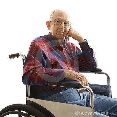 elderly man  wheelchair stock images image