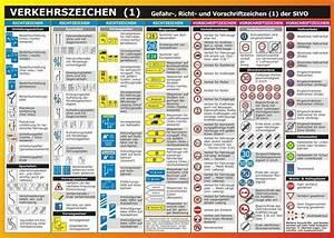 Verkehrszeichen Bedeutung Verkehrszeichen Der