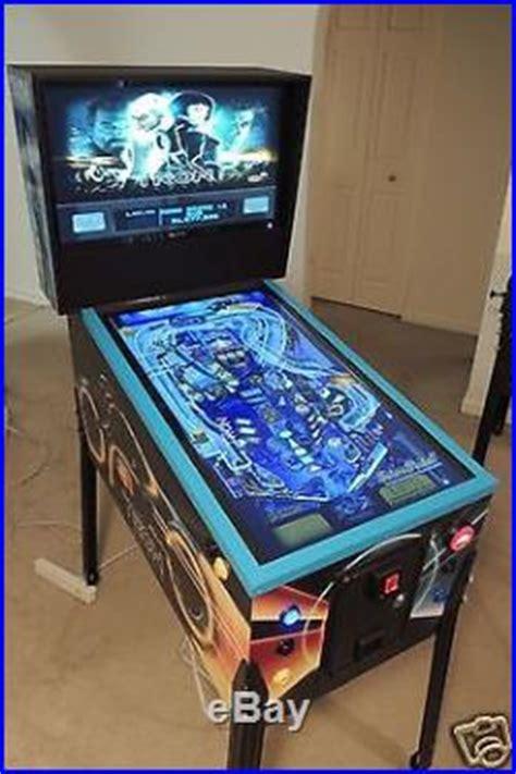 virtual pinball machine arcade game vp virtual pin mid