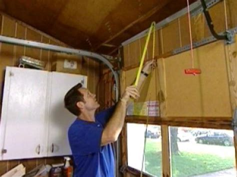 replace  garage door  tos diy