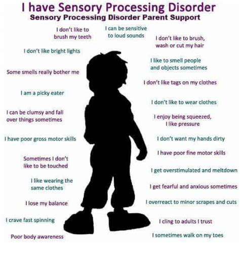 i sensory processing disorder sensory processing 786 | i have sensory processing disorder sensory processing disorder parent support 21788695