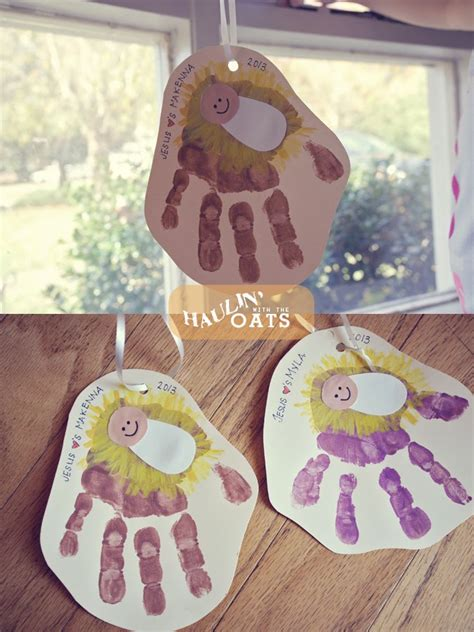 kids crafts for christmas eighteen25