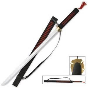 Red Ninjato Sword