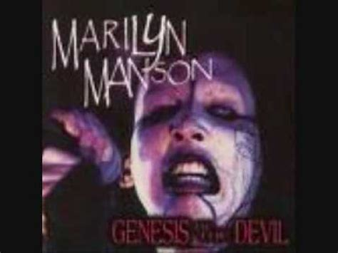 marilyn manson strange  dogma youtube