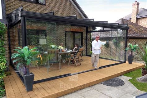 glass rooms uk stunning glass garden rooms by