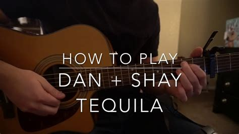 Tequila // Dan + Shay // Easy Guitar Lesson