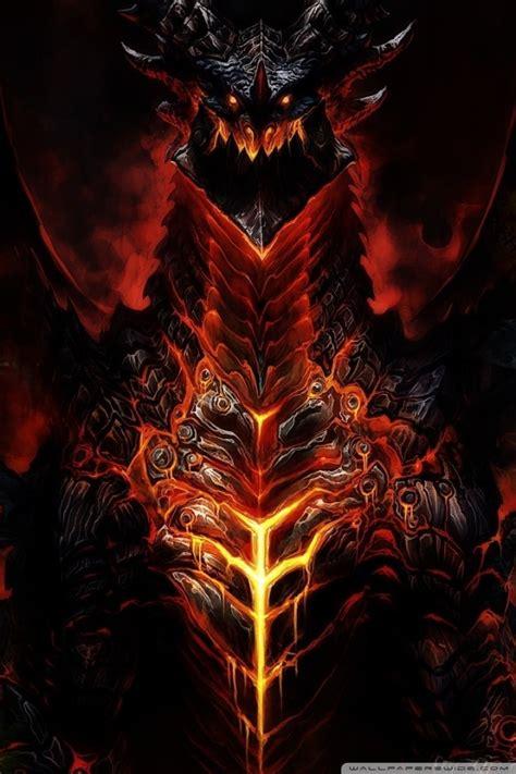 demon  hd desktop wallpaper   ultra hd tv wide