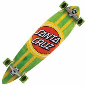 santa cruz skateboards pintail classic dot complete
