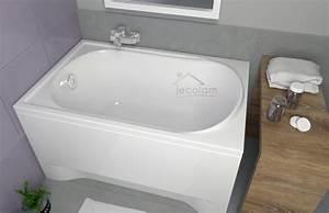 Acryl Badewanne Reinigen : badewanne wanne rechteck acryl eckwanne 110 x 70 cm ~ Lizthompson.info Haus und Dekorationen