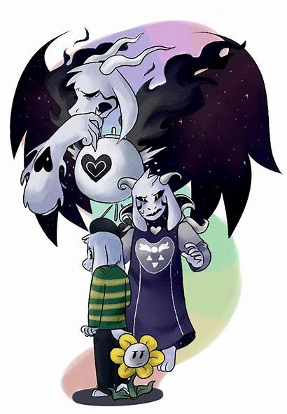 Asriel Undertale Kid Scared Place Poor Never