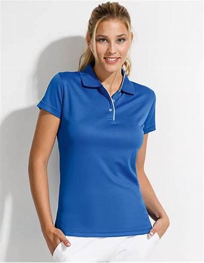 Damen Poloshirt Womens Sports Performer Rexlander Zurueck
