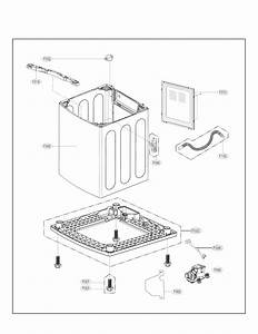 Lg Wt1501cw  00 Washer Parts