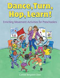 turn hop learn enriching movement activities 250 | 413401