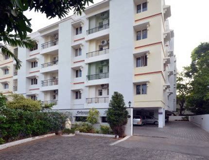 Appartments In Coimbatore by Alcove Service Apartment In Race Course Coimbatore