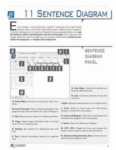 Diagram Sentence Online  U2014 Untpikapps