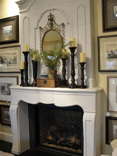 Fireplace Mantel Decor - best 25 fireplace mantel decorations ideas on