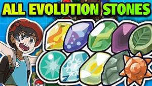 Pokemon Silver Leaf Stone Evolutions Leafjdico