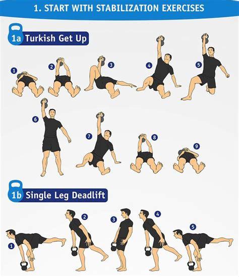 kettlebell exercises workout leg legs workouts arms kettlebells beginner training weight guide groin swing fat power dancers advance belly swung