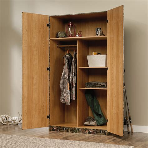 sauder select wardrobe storage cabinet 418035 sauder