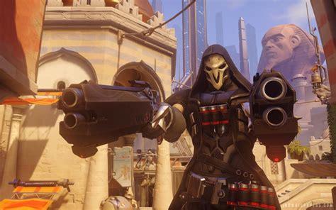 Reaper Overwatch Wallpaper Games Wallpaper Better