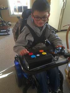 Assistive Technology Game Box Consoles
