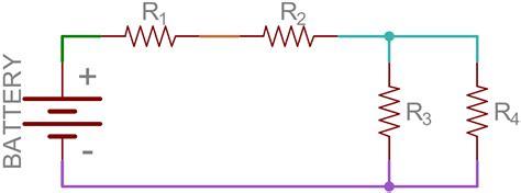 Series Parallel Circuits Learn Sparkfun