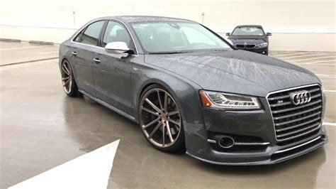 2015 Audi S8 Modified With First Hamana Kit In The Usa