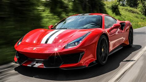 The new special 488 pista spider series, the open top model produced by the prancing horse. 2018 Ferrari 488 Pista - Wallpapers and HD Images | Car Pixel