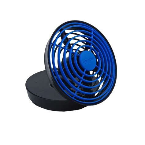 ac powered computer fan upc 755247118734 o2cool fan 5 in battery operated usb