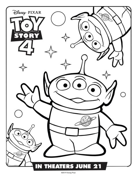 toy story  activities  coloring pages simply sweet days