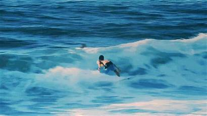 Surf Surfing Gifs Animated Sea Air