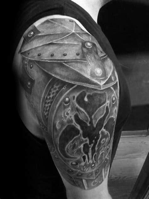 40 Mandalorian Tattoo Designs For Men - Star Wars Ink Ideas