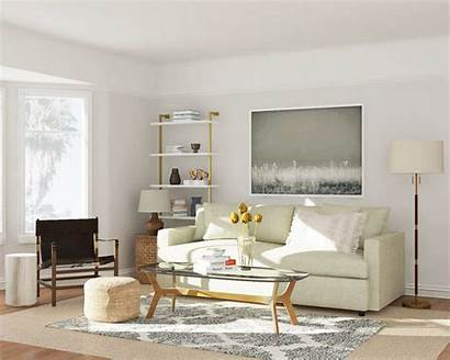 Living Paint Colors Wall Ways Easy Interior