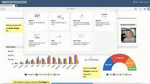 Better Visibility  Decisions With Dashboard Chart Updates