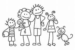 Family | Art draw-Stick people | Clipart library - Clip ...