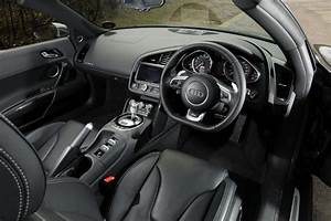 Audi R8 V10 Spyder pictures | Auto Express