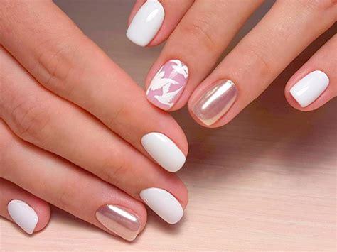 Fun White Nail Polish Designs