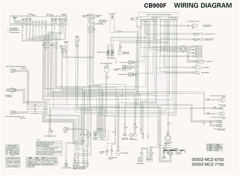 2001 Wiring Diagram by Dan S Motorcycle Quot Various Wiring Systems And Diagrams Quot