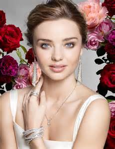 Miranda Kerr is the New Face of Swarovski Campaign by Nick ...