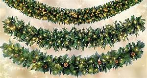 Weihnachtsgirlanden Innen Mit Beleuchtung : deko tannengirlanden mit licht jetzt bestellen dekowoerner online shop ~ Sanjose-hotels-ca.com Haus und Dekorationen